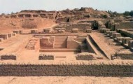 The ruins of Mohenjo-Daro in the Sindh province of Pakistan. (Credit: memo.fr)
