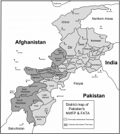 North Waziristan in Pakistan's FATA area (Photo Courtesy: en.wikipedia.org)