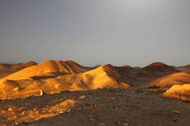 Copper deposits at Reko Diq (Credit: tethyan.com)