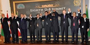 D-8 summit in Islamabad