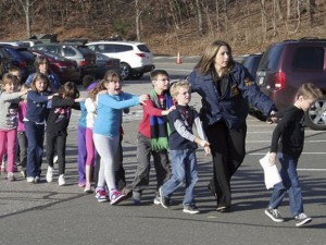Evacuation from Sandy Hook (Credit: tikkun.org)