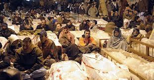 Carnage in Balochistan (Credit: chowrangi.pk)