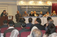 NH book launch in Islamabad (Credit: Strengthening Participatory Organization)