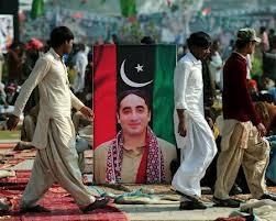 Bilawal on campaign trail (Credit: dailystar.com.lb)