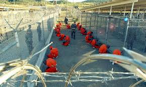 Guantanamo prison (Credit guardian.co.uk)