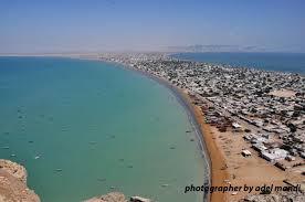 Gwadar Port in Balochistan (Credit: trekearth.com)