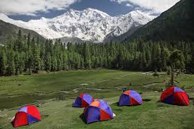 Nanga Parbat base camp (Credit: halaat.com)
