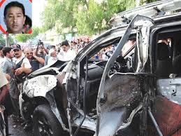 Bilal Shaikh killed (Credit: nation.com.pk)