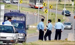 Eid security (Credit: thenews.com.pk)