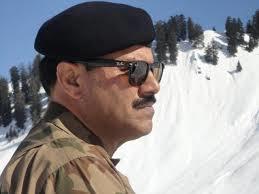 General Officer Commanding Swat, Maj Gen. Sanaullah NIazi (Credit: tribune.com.pk)