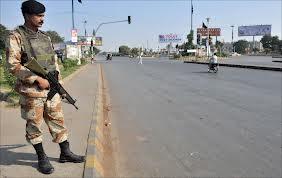 Operation in Karachi (Credit: centralasiaonline.com)