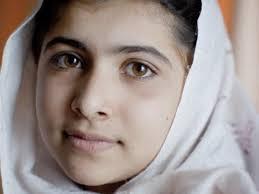 Malala Yusufzai (Credit: ynaija)
