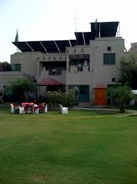 Lahore home powered by sun (Credit: lnx.com)