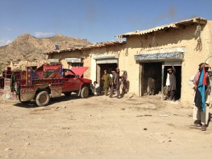 Gas Station in South Waziristan (Credit: dawn.com)