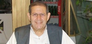 Warren Weinstein in happier times in Pakistan