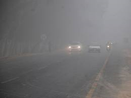 Fog in Pakistan (Credit: dunyatv.com)