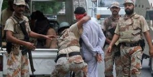Baloch youth picked up (Credit: balochistanhcrblogspot.com)