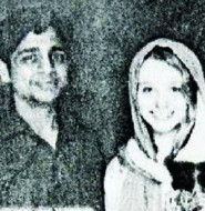 Erin White & Bunty Sharma (Credit: timesofindia.com)