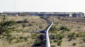Gas pipelines to Punjab (Credit: bbc.co.uk)