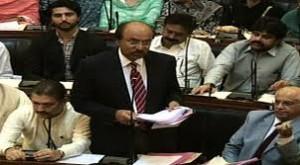 Education Minister Nisar Khuhro (Credit: thenews.com.pk)