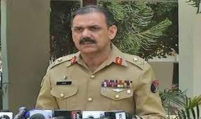ISPR spokesman (Credit: Pakistantribune.com.pk)