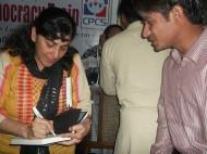 Book Launch in Hyderabad