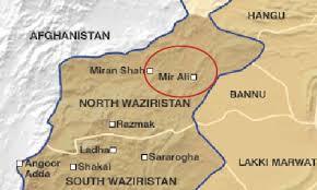 North Waziristan bombed (Credit: thenews.com.pk)