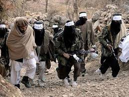 Taliban fighters (Credit: newsoneindia.in)