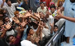 Pakistan's Food Insecurity (Credit: pakistanaffairs.com)