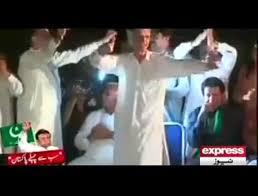 KP CM's khattak dance (Credit: slingshow.com)
