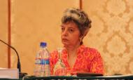 HRCP president, Zohra Yusuf (Credit: dawn.com)