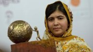 Malala wins Nobel peace prize (Credit: wiki-feet.com)