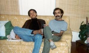 Visiting Karachi University student, US President Barak Obama (Credit: Dawn newspaper)