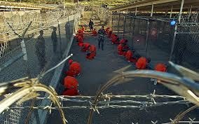 Guantanamo Bay (Credit: telegraph.co.uk)