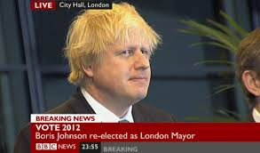 London Mayor Boris Johnson (Credit: lcc.org.uk)