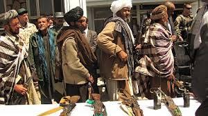Afghans arrest Uighurs (Credit: thediplomat.com)
