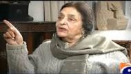 Tahira Mazhar Ali Khan (Credit: unewstv.com)