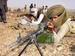 Baloch rebels (Credit: tribune.com.pk)