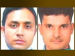 Mohsin Ali & Kashif Khan (Credit: siasat.pk)