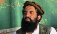 Former TTP spokesman Shahidullah Shahid (Credit: Samaa TV)