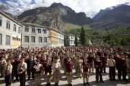 School in Karimabad, Hunza (Credit: Washingtonpost.com)