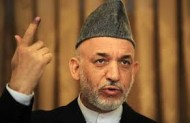 Afghan president Hamid Karzai (Credit: blogs.telegraph.co.uk)