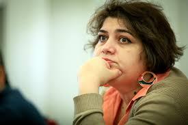 Khadija Ismayilova (Credit: euroasian.net.org)
