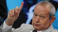 Naguib Sawiris (Credit: euronews.com)