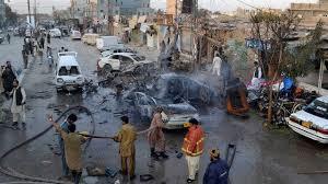 Attack on Quetta polio center (Credit: youtube.com)
