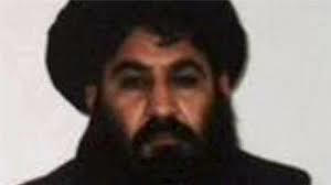 Mullah Akhtar Mansoor (Credit: Al Jazeera)