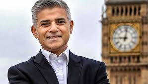 London Mayor Sadiq Khan (Credit: edienet)