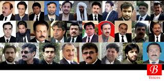 Lawyers killed in terrorist trap (Credit: Baloch voices)