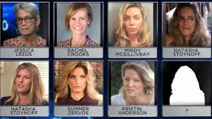 Trump's accusers (Credit: cnn.com)