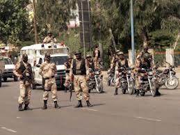 Moharram patrols (Credit: nation.com.pk)